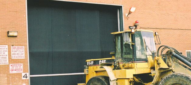 Industrial Rubber Doors - Installation and Repairs