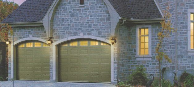 Residential Garage Doors - Installation and Repairs